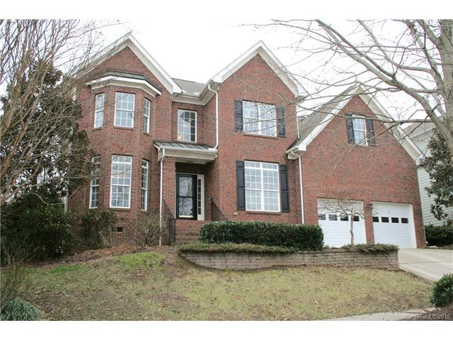 121 Three Greens Drive, Huntersville, NC 28078 (#3358456) :: The Ramsey Group