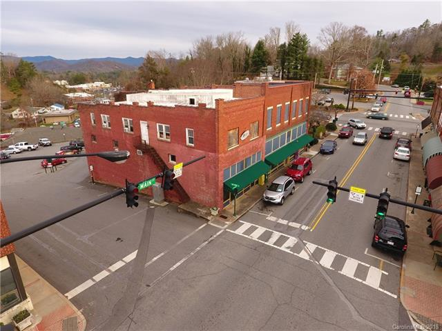 9 & 15 S Main Street, Mars Hill, NC 28754 (#3358819) :: High Performance Real Estate Advisors