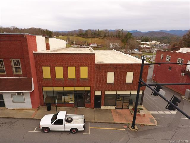 10 & 14 N Main Street, Mars Hill, NC 28754 (#3358843) :: Puffer Properties