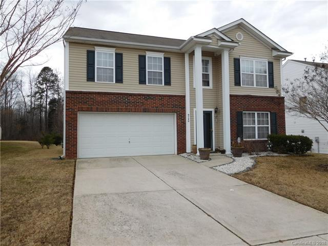 9740 Bayview Parkway, Charlotte, NC 28216 (#3358944) :: High Performance Real Estate Advisors
