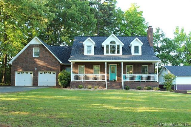 10201 Hambright Road, Huntersville, NC 28078 (#3359085) :: High Performance Real Estate Advisors