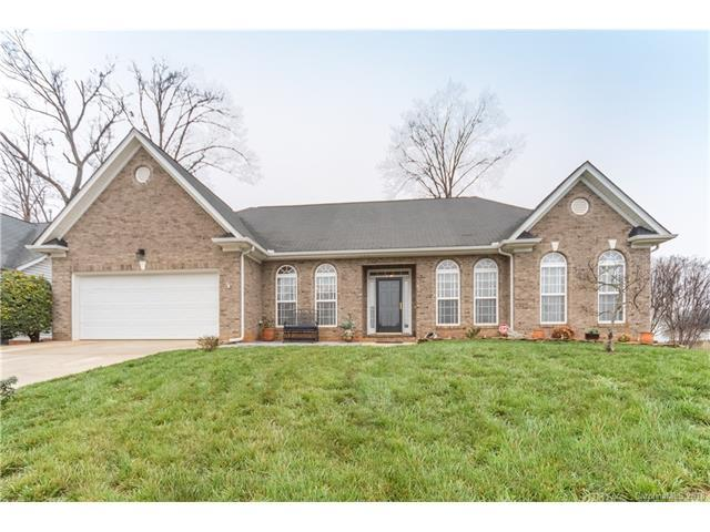 8602 Delamere Lane, Charlotte, NC 28269 (#3359224) :: Exit Mountain Realty