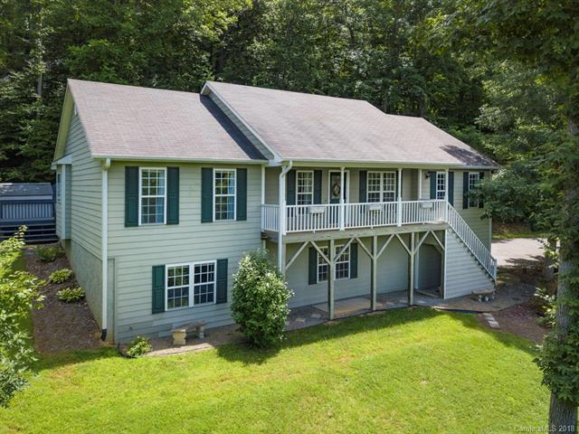 52 Sugar Hill Drive #10, Weaverville, NC 28787 (#3359431) :: Exit Mountain Realty