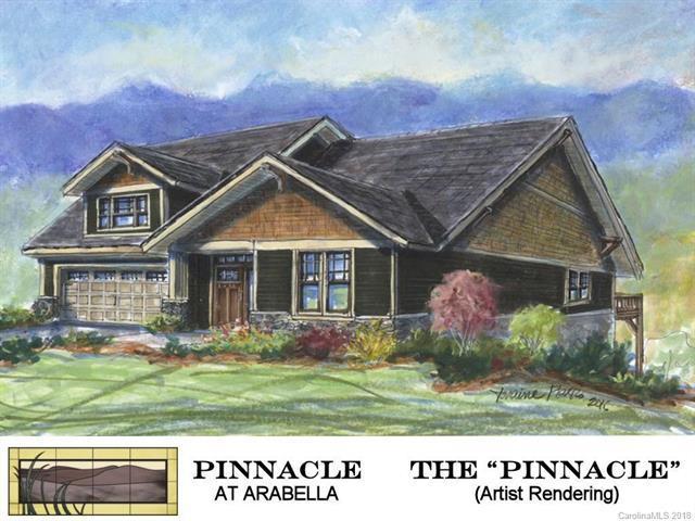 11 Craftsman Overlook Ridge #34, Arden, NC 28704 (#3359776) :: Stephen Cooley Real Estate Group