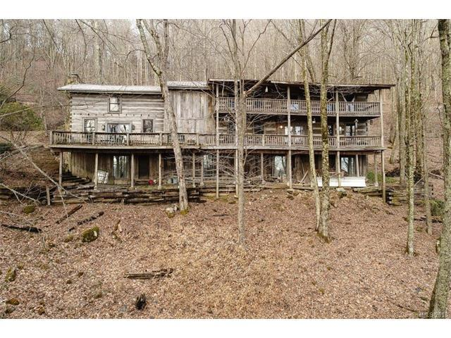 763 Granny Lewis Lane, Mars Hill, NC 28754 (#3360335) :: Miller Realty Group
