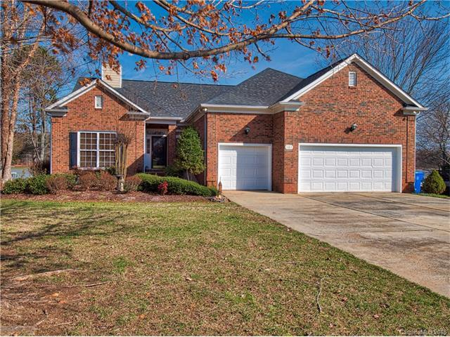161 Castles Gate Drive, Mooresville, NC 28117 (#3360780) :: Exit Mountain Realty