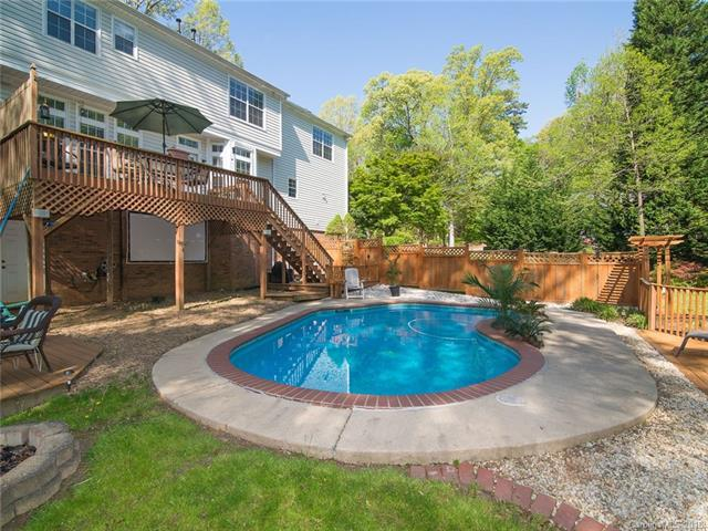 8851 Magnolia Estates Drive, Cornelius, NC 28031 (#3360897) :: Odell Realty Group