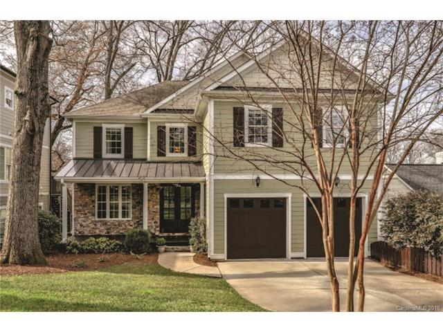 2916 Chelsea Drive, Charlotte, NC 28209 (#3361159) :: The Elite Group
