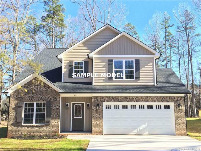 1207 Robinhood Lane #57, Kannapolis, NC 28081 (#3361291) :: Stephen Cooley Real Estate Group