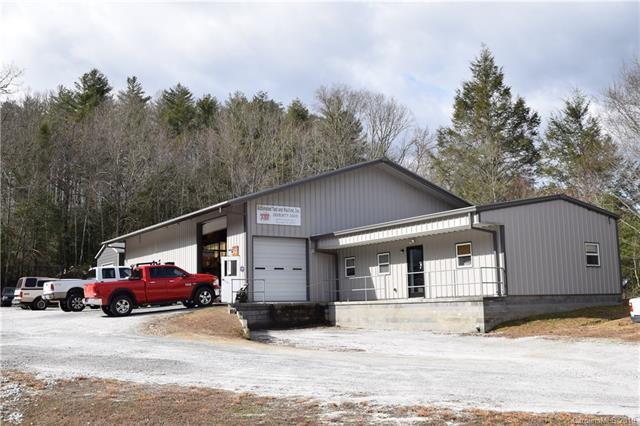 1540 Greenville Highway, Brevard, NC 28712 (#3361401) :: High Performance Real Estate Advisors