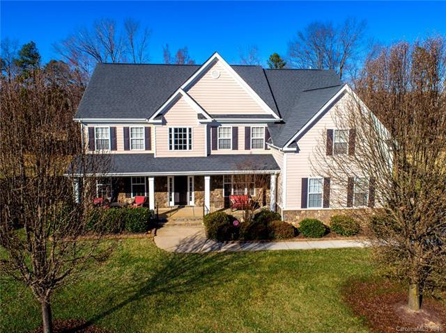 10801 Stone Bunker Drive, Mint Hill, NC 28227 (#3361411) :: Exit Mountain Realty