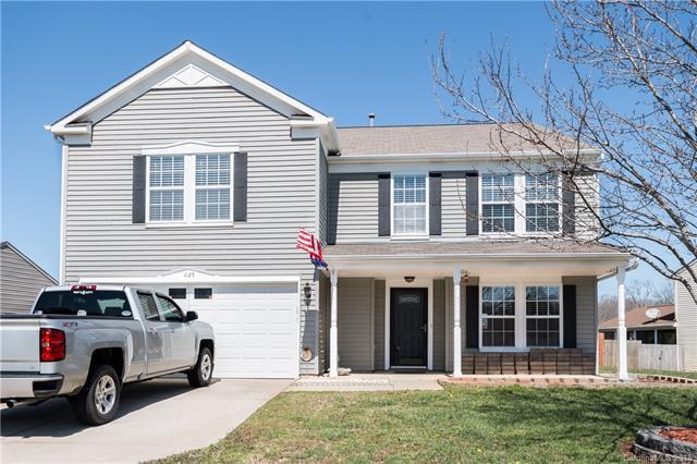 1125 Fenwick Court, Clover, SC 29710 (#3361448) :: Phoenix Realty of the Carolinas, LLC