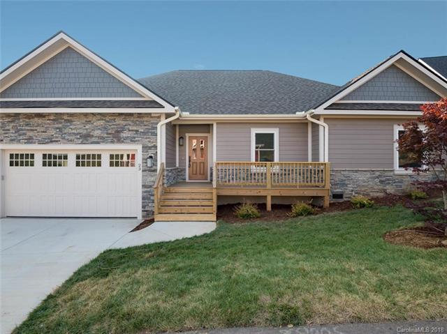 145 Starview Knoll #28, Weaverville, NC 28787 (#3361560) :: Odell Realty