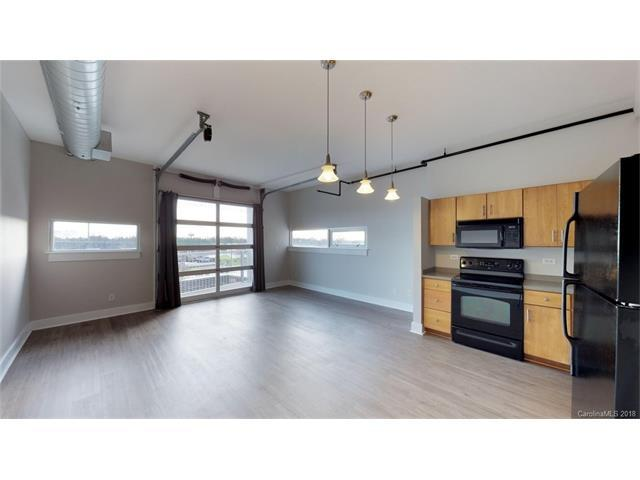 1611 Central Avenue #401, Charlotte, NC 28205 (#3362113) :: Stephen Cooley Real Estate Group