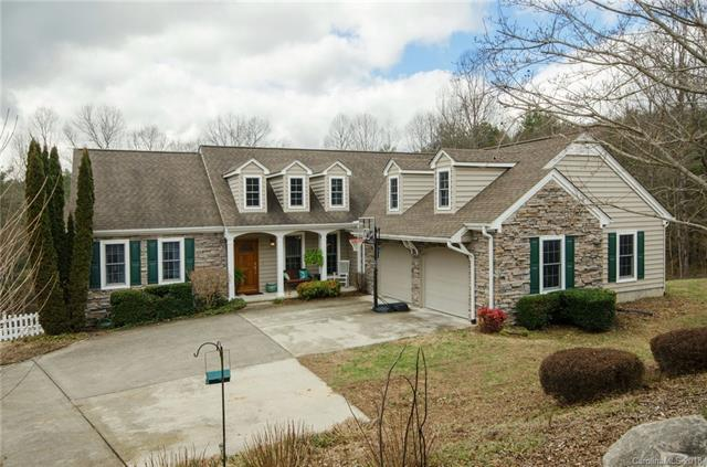 125 Cypress Point, Hendersonville, NC 28739 (#3362485) :: RE/MAX Four Seasons Realty