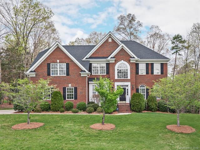 11107 Persimmon Creek Drive, Mint Hill, NC 28227 (#3362540) :: Zanthia Hastings Team
