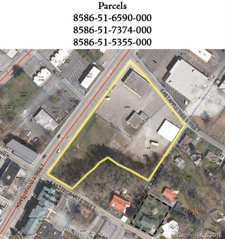000 N Broad Street, Brevard, NC 28712 (#3362578) :: Puffer Properties
