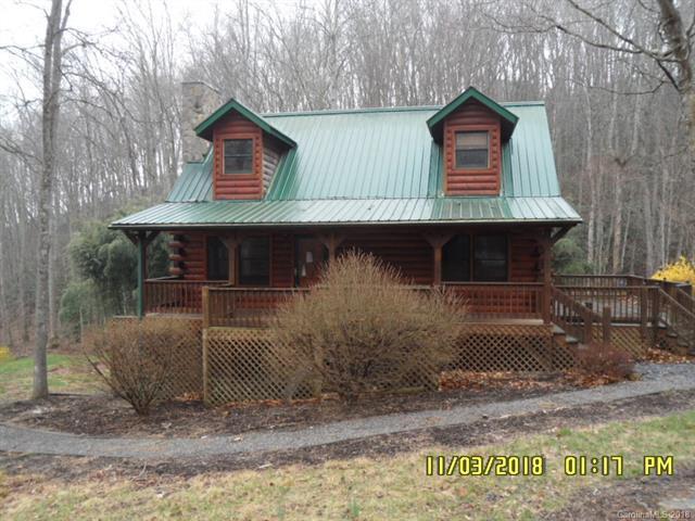 17 Cripple Creek Drive, Waynesville, NC 28785 (#3362815) :: LePage Johnson Realty Group, LLC