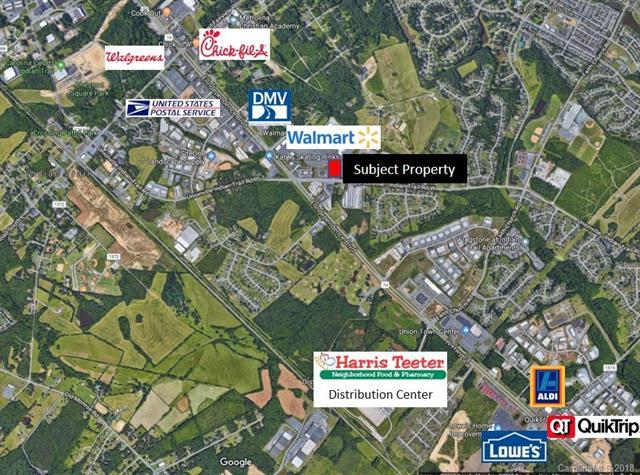 311 Unionville Indian Trail Road Units A,B,C And, Indian Trail, NC 28079 (#3362901) :: RE/MAX Four Seasons Realty