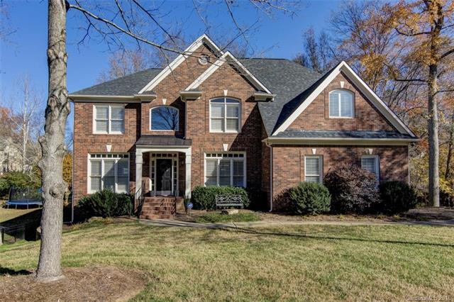 15838 Doyers Drive, Huntersville, NC 28078 (#3362946) :: Exit Mountain Realty