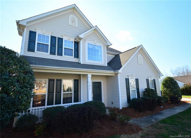 103 Jacobs Woods Circle, Troutman, NC 28166 (#3363109) :: LePage Johnson Realty Group, LLC