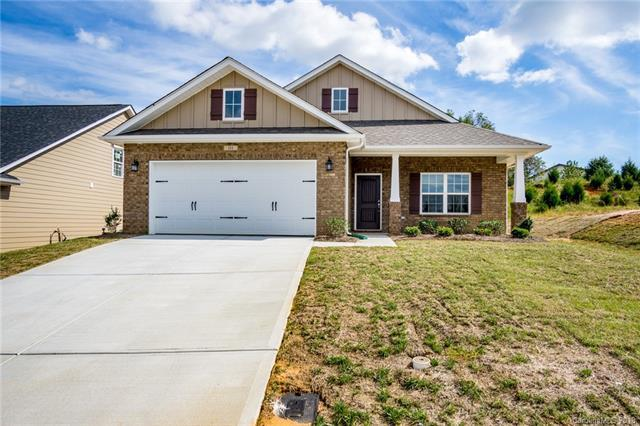 111 Fleming Drive #31, Statesville, NC 28677 (#3364124) :: LePage Johnson Realty Group, LLC