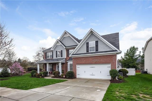 15007 Taylor Ridge Lane, Charlotte, NC 28273 (#3364271) :: Caulder Realty and Land Co.