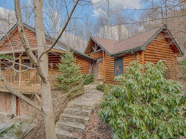 429 Jonathan Trail, Maggie Valley, NC 28751 (#3364299) :: LePage Johnson Realty Group, LLC