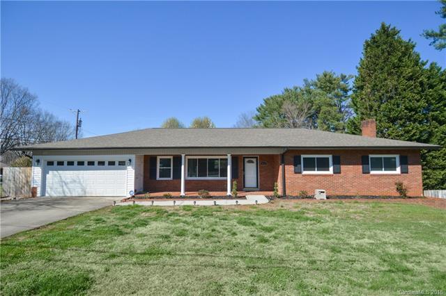 803 Oakdale Drive, Statesville, NC 28677 (#3364423) :: LePage Johnson Realty Group, LLC