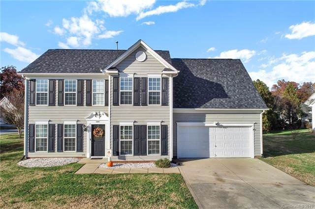 5601 Carol Avenue, Indian Trail, NC 28079 (#3364730) :: Stephen Cooley Real Estate Group