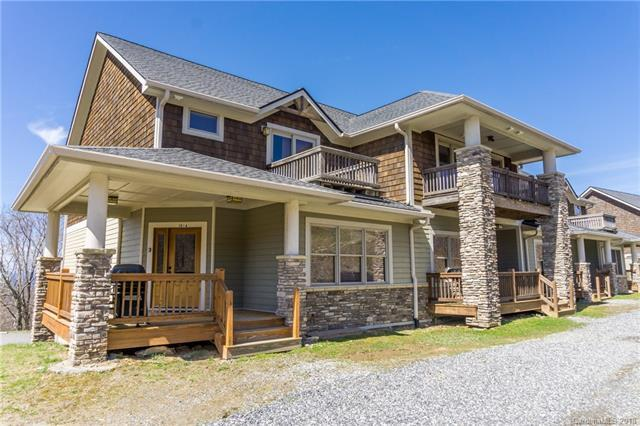 201 Vista Drive #1, Mars Hill, NC 28754 (#3364988) :: Exit Mountain Realty