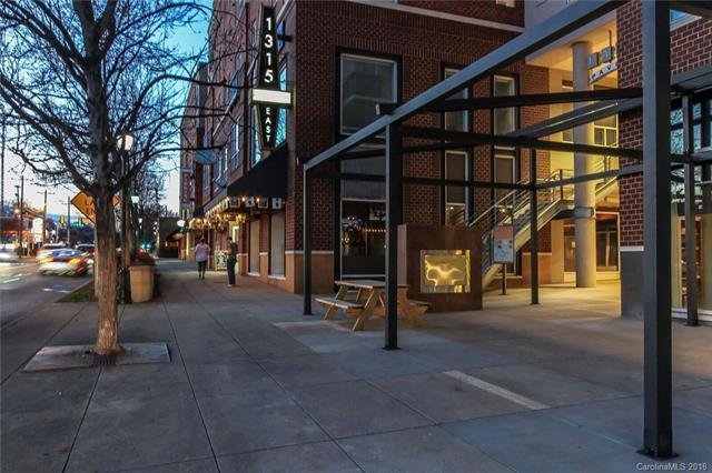 1315 East Boulevard #416, Charlotte, NC 28203 (#3364989) :: MECA Realty, LLC