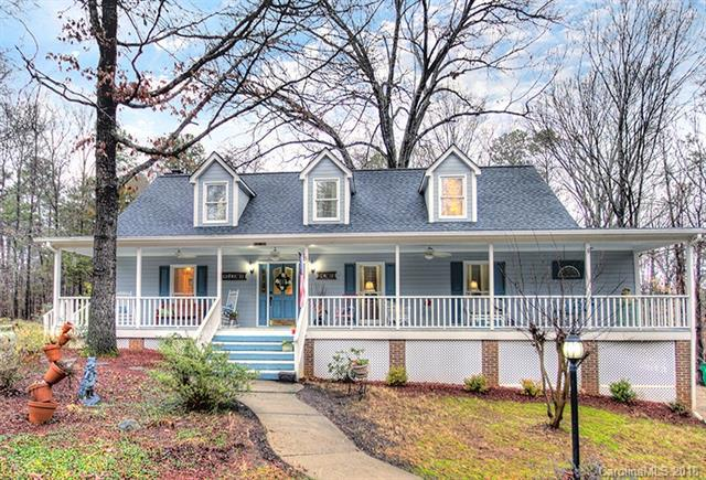 14301 Youngblood Road, Charlotte, NC 28278 (#3365256) :: Exit Mountain Realty