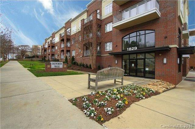 1829 Kenilworth Avenue 309B, Charlotte, NC 28203 (#3366433) :: The Ann Rudd Group
