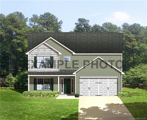 505 Sapphire Lane #22, Albemarle, NC 28001 (#3366535) :: Keller Williams South Park