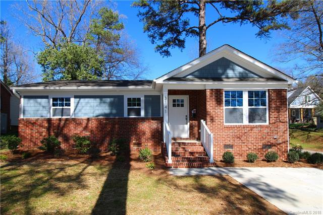 3141 Shenandoah Avenue, Charlotte, NC 28205 (#3367169) :: The Temple Team