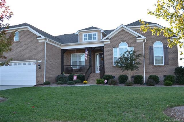 10654 Rippling Stream Drive NW, Concord, NC 28027 (#3367230) :: Exit Mountain Realty