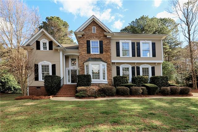 118 Windy Knoll Lane, Mooresville, NC 28117 (#3367368) :: The Andy Bovender Team