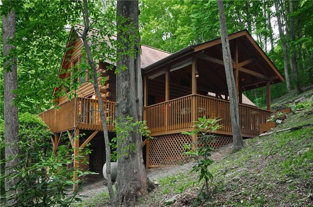 170 Hickory Drive, Waynesville, NC 28786 (#3367781) :: Stephen Cooley Real Estate Group