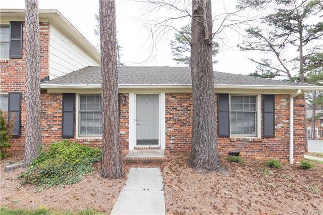 4332 Hathaway Street F, Charlotte, NC 28211 (#3367884) :: Caulder Realty and Land Co.