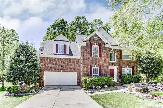 10406 Old Brassle Drive, Mint Hill, NC 28227 (#3368932) :: High Performance Real Estate Advisors
