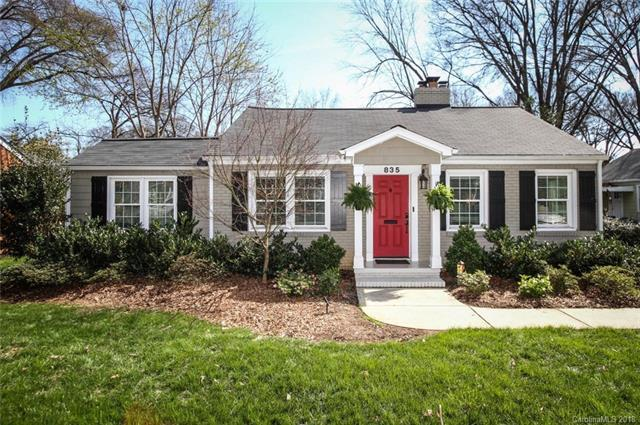 835 Sedgefield Road, Charlotte, NC 28209 (#3369081) :: The Ramsey Group