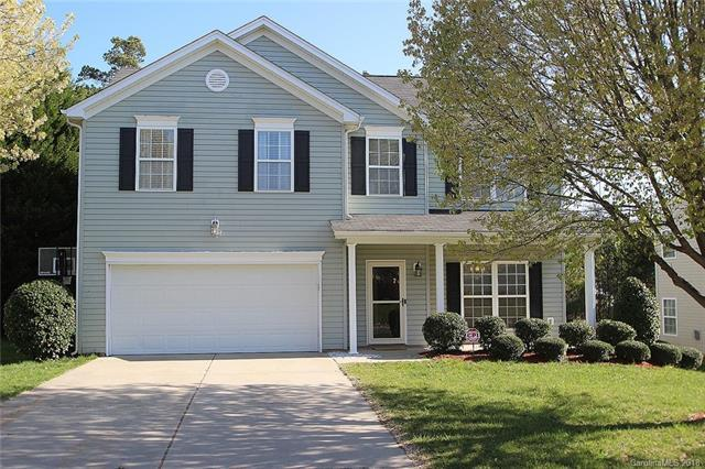 1125 Chalk Hill Lane, Charlotte, NC 28214 (#3369281) :: Exit Mountain Realty