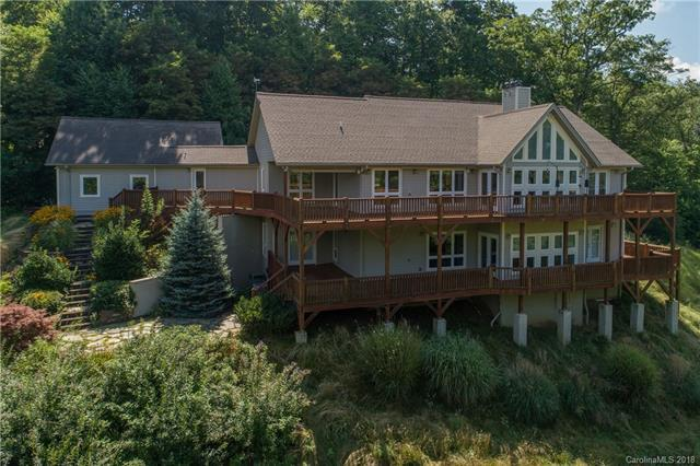 140 Enclave Drive, Waynesville, NC 28786 (#3369338) :: High Performance Real Estate Advisors