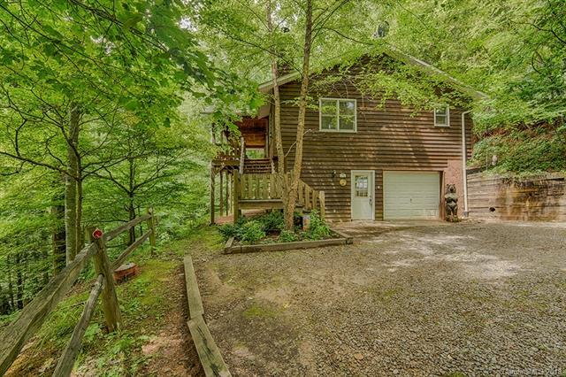 441 Trout Cove Road, Waynesville, NC 28785 (#3369586) :: LePage Johnson Realty Group, LLC