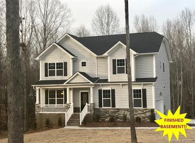 134 Clear Springs Road #8, Mooresville, NC 28115 (#3369659) :: Rinehart Realty