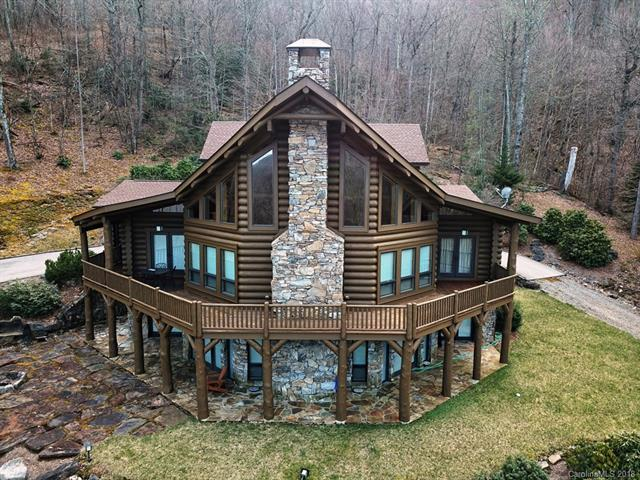 174 Fountain Spring Lane, Waynesville, NC 28786 (#3370077) :: Rowena Patton's All-Star Powerhouse powered by eXp Realty LLC