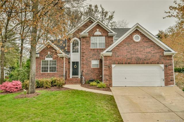 21434 Crown Lake Drive, Cornelius, NC 28031 (#3370158) :: The Andy Bovender Team