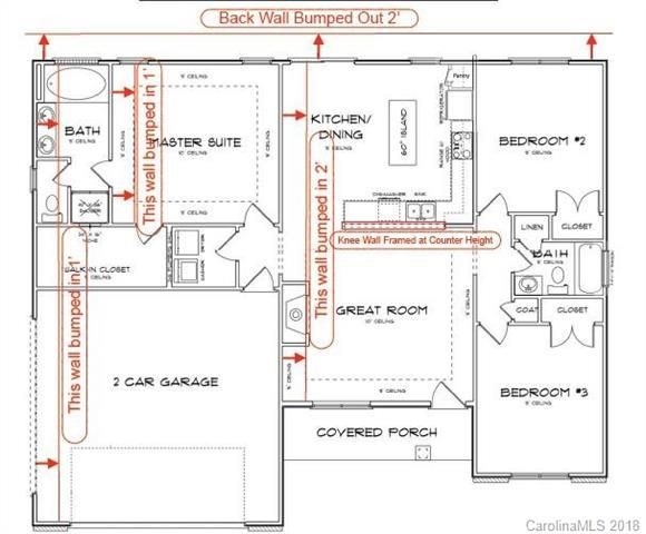 2684 Poplar Cove Drive #19, Concord, NC 28027 (#3370422) :: Robert Greene Real Estate, Inc.