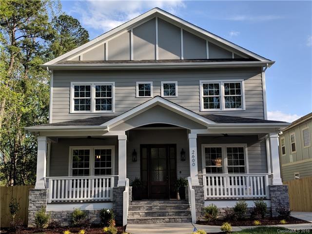 2600 Fort Street, Charlotte, NC 28205 (#3370450) :: Team Southline